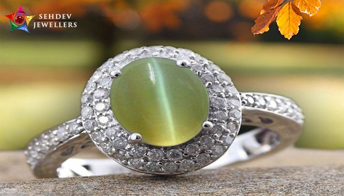 Why Cat's Eye Gemstone Is Recommended For Ketu?