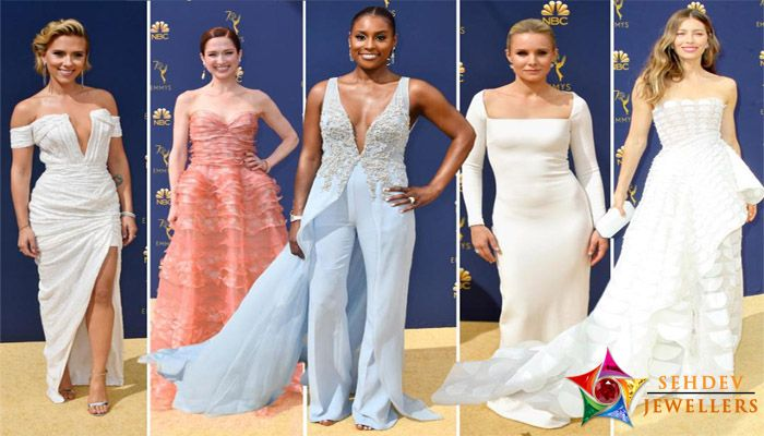 Emmys Awards 2018-Best Jewelry Collection