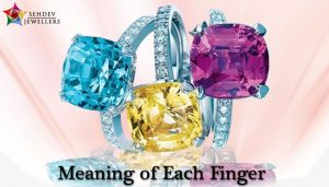 Meaning of Each Finger