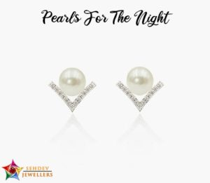 Pearls Jewelry For The Night