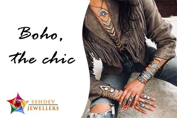 Boho, the chic