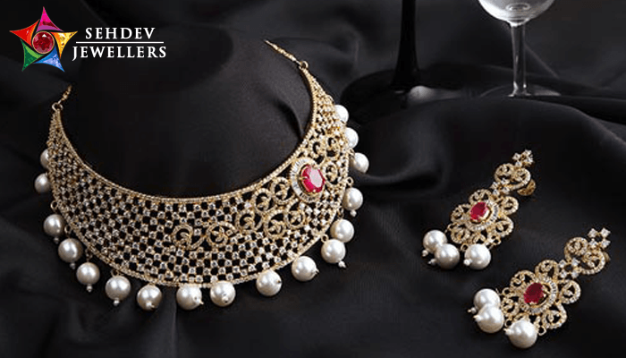 What Jewelry To Be Wear For Wedding Function