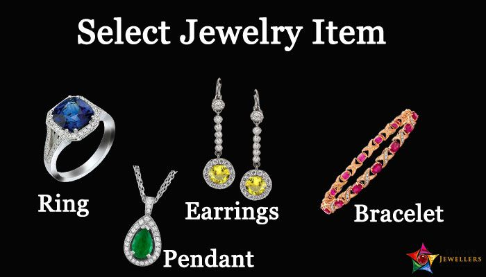 Select The Jewelry Item