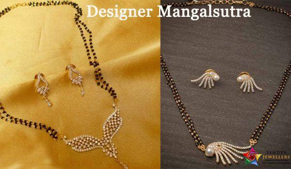 Designer Mangalsutra