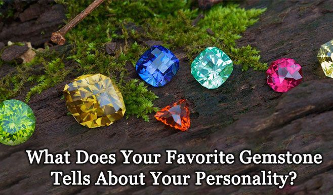 What Does Your Favorite Gemstone Tells About Your Personality