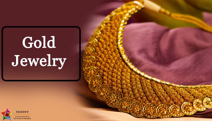 Gold Jewelry for diwali gifts