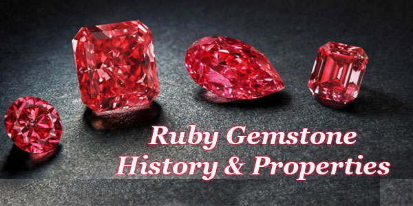 Ruby Gemstone History & Properties