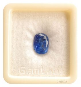 Ceylon Astrological Sapphire Std. 4.25CT (7.08 Ratti)