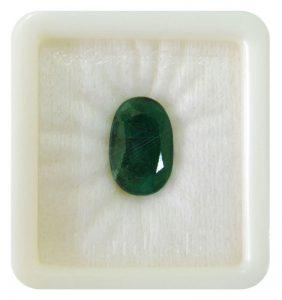 Colombian Emerald Gemstone Fine 5CT (8.33 Ratti)