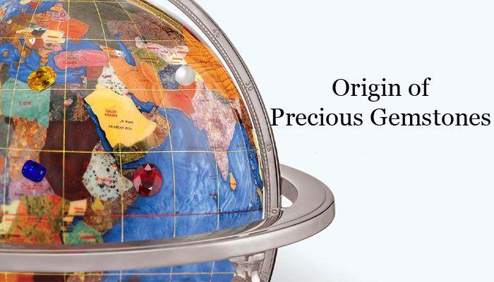 Origin of Precious Gemstones