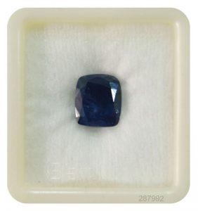 Ceylon Astrological Sapphire Pre 7.25CT (12.08 Ratti)