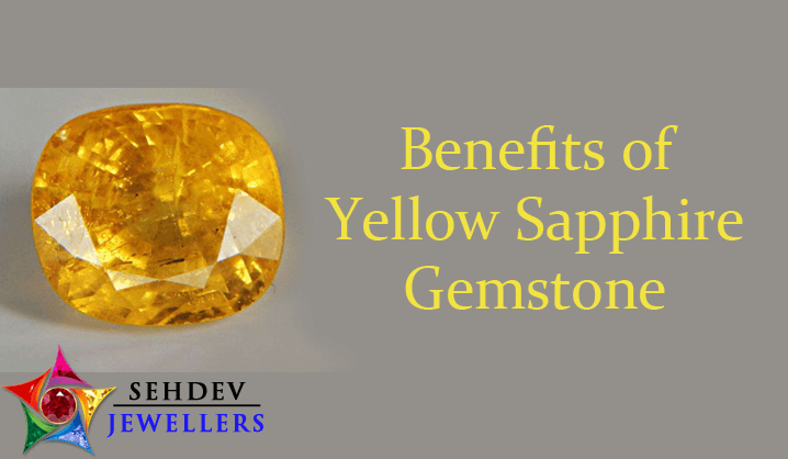 Benefits of Yellow Sapphire Gemstone