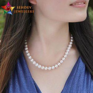 pearl princess necklace
