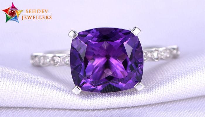 amethyst gemstone clarity