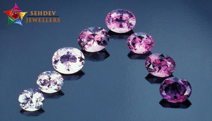 amethyst gemstone color