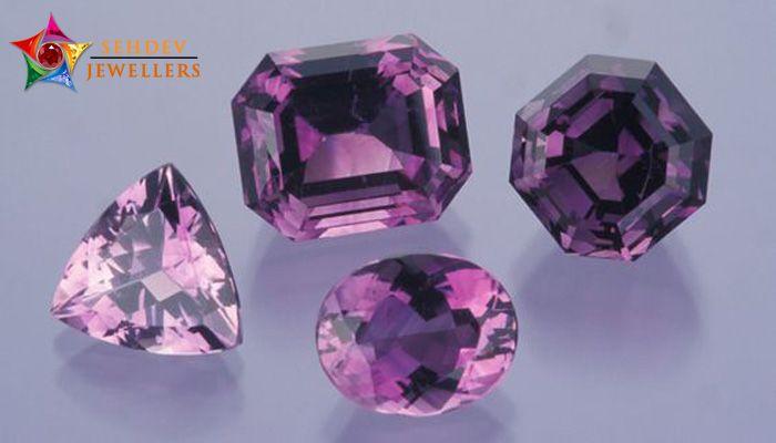 amethyst gemstone cuts