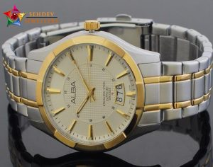 sapphire glass watch for father