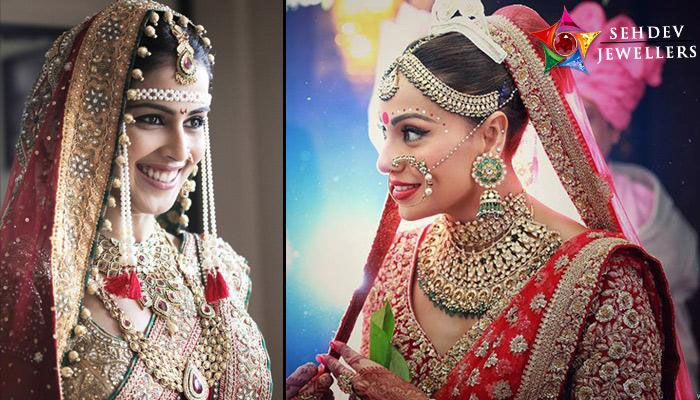 7 Famous Bollywood Brides who wore stunning jewelry at their wedding