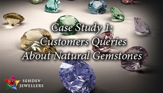 Case Study 1: Customers Queries About Natural Gemstones